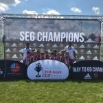 Olympiacos Chicago BU10PR PREMIER Top Chicago Cup