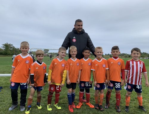 Olympiacos Chicago BU08PR SELECT Top Eclipse Octoberfest Tournament