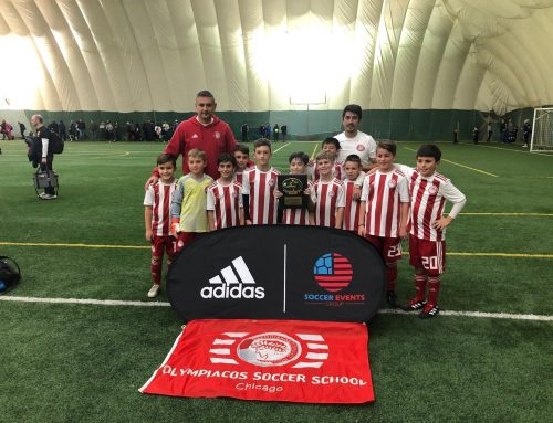 Olympiacos Chicago BU10PR PREMIER Top Gobbler Tournament