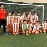 Olympiacos Chicago U9 Teams Top Patriot Games Tournament