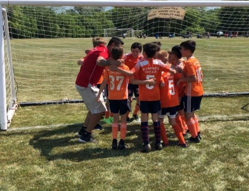 Olympiacos Chicago U10 Team Tops Libertyville Cup