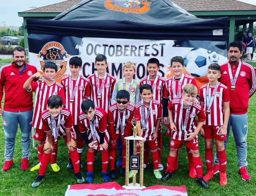 Olympiacos U12 Team Tops Octoberfest Classic